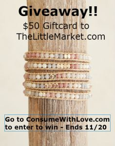 The Little Market Giveaway